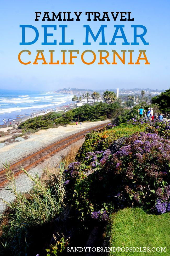 Family Getaway to Del Mar, California Southern California Family Travel - Popsicleblog