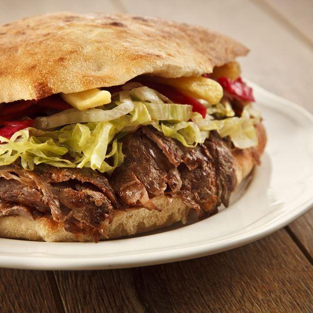 Kebab facile