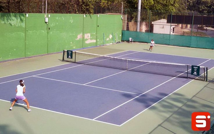 Play Lawn tennis this weekend? Check out Vasant Kunj Sports Complex, Delhi. Find its timing, prices and other details on Sportido app, available on Play Store and App Store. ‪#‎Sportido‬ ‪#‎facility‬ ‪#‎lawntennis‬ ‪#‎playwithfriends‬