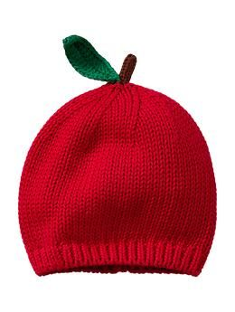 Favorite apple hat | Gap | The apple of your eye! Perfect with fall just a few months away!