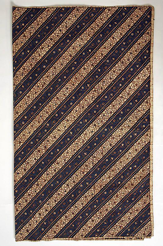 Ensemble, Indonesian (Javanese peoples), 20th century