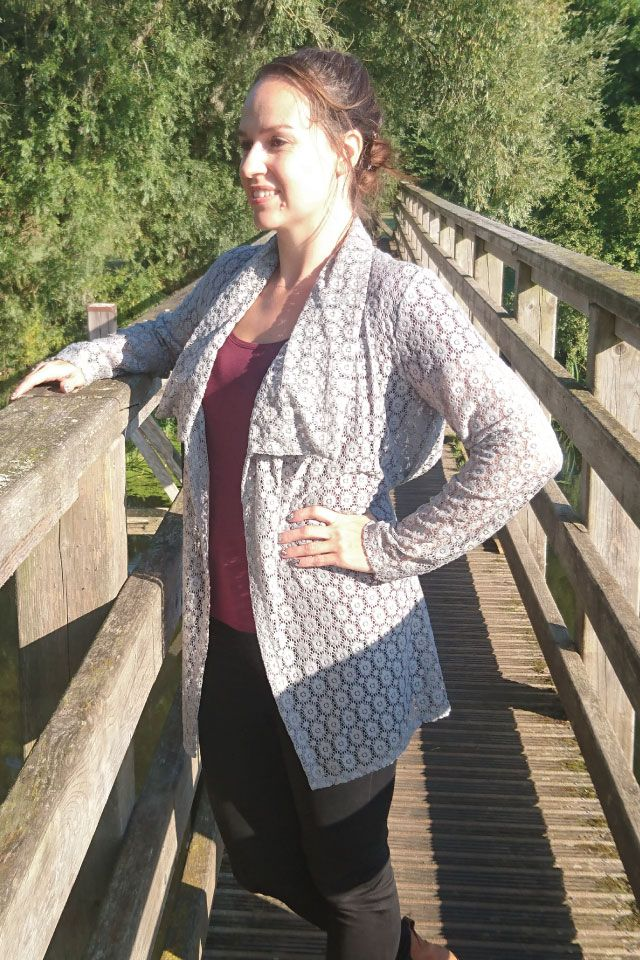 010e2cdbca34b The new Chelsea Cardigan PDF sewing Pattern from Designer Stitch with  Stacey C