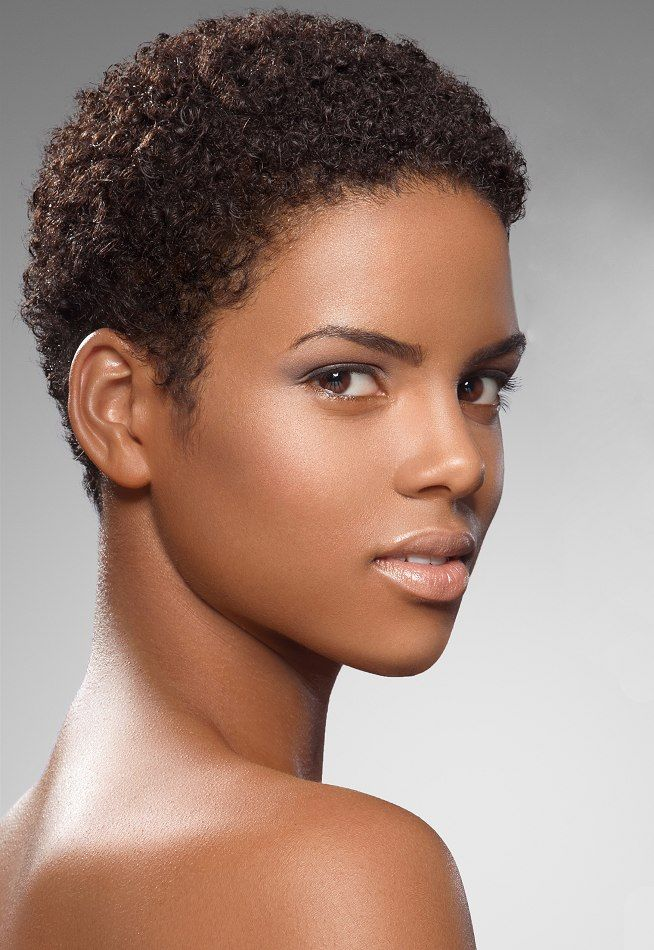 short afro ideas