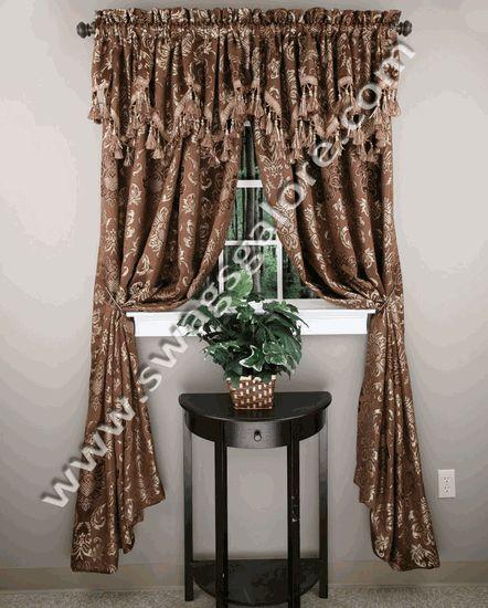 Best 25+ Brown bedroom curtains ideas on Pinterest | Brown bedroom ...