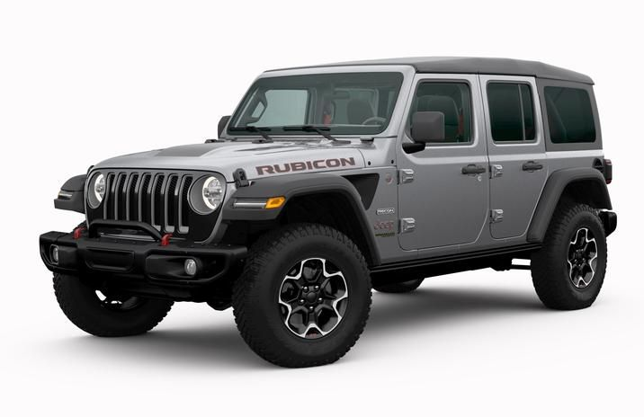 The 2020 Jeep Wrangler Rubicon Recon Returns To Give You An Even