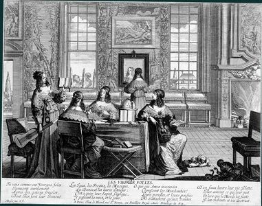 18 best catherine de vivonne sallevi 1588 1665 marquise de for Salon rambouillet