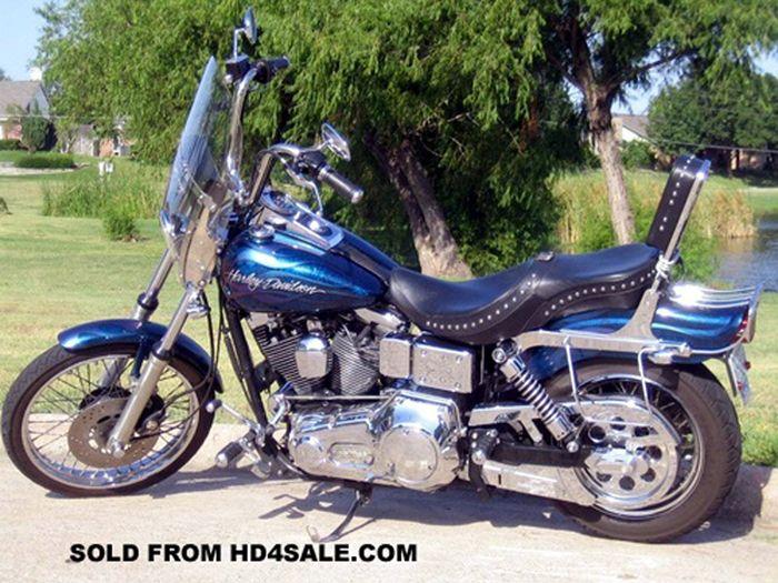 1994 Harley Davidson FXDWG Dyna Wide Glide