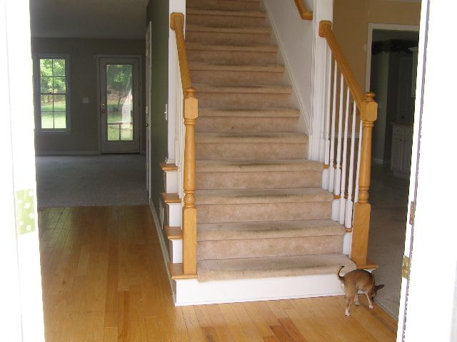 Best How To Refinish Your Stair Railings And Sing Like Adele 640 x 480