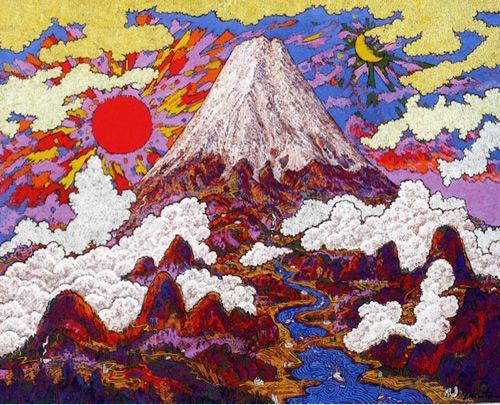 洋画家 絹谷幸二 公式サイト KOJI KINUTANI