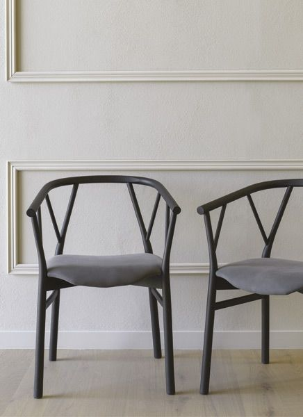 Chair valerie by giopato e coombes . miniforms