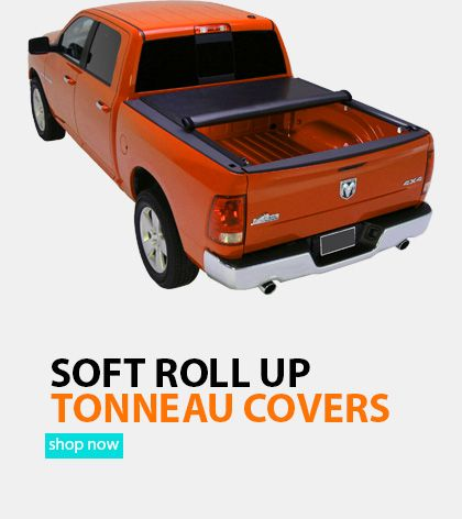 Soft Roll Up Tonneau Cover - My Truck Point