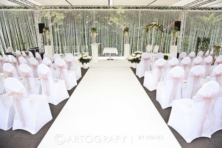 Bruiloft Diana & Maarten  Weddingplanner: Prachtige Plannen | Weddings & Events #bruiloft #roze
