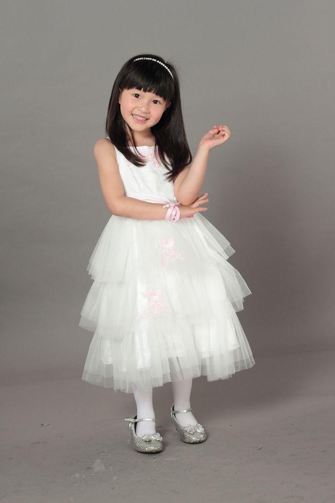 Glitter Friends Tulle layered dress