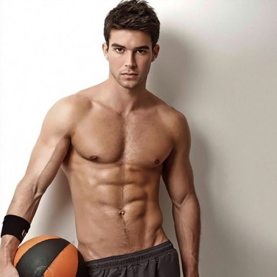 hot male naked basketball players