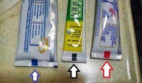 Зубная паста — Обратите внимание, когда будете покупать ее следующий раз