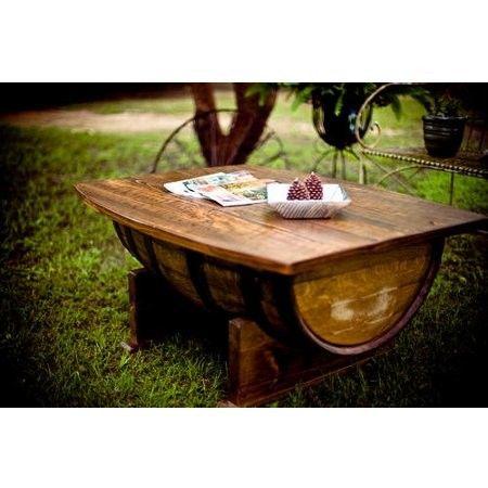 Best 25+ Barrel coffee table ideas on Pinterest | Whiskey ...
