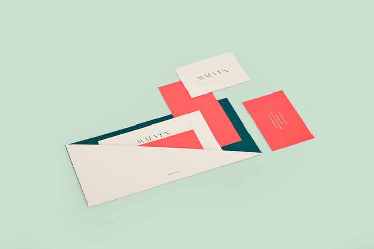 Identity for Maeven (pronounced may-ven), a Brooklyn-based online shop with a collection of vintage and preowned designer clothing. - Lotta Nieminen