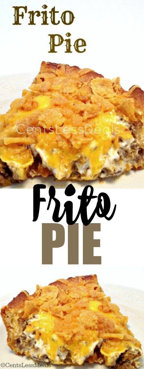 This Frito Pie recipe was a HUGE hit with my family! It's super yummy and it's super easy to make!