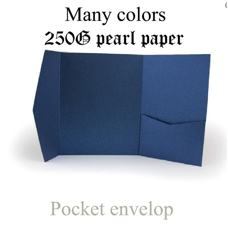 Cheap envelope wholesale, Buy Quality envelope set directly from China shipping envelope Suppliers:  A brand new pocket envelop with many colors option for wedding, bridal shower, engagement, birthday, anniversary.