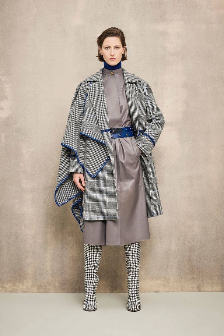 Agnona Pre-Fall 2018 Fashion Show