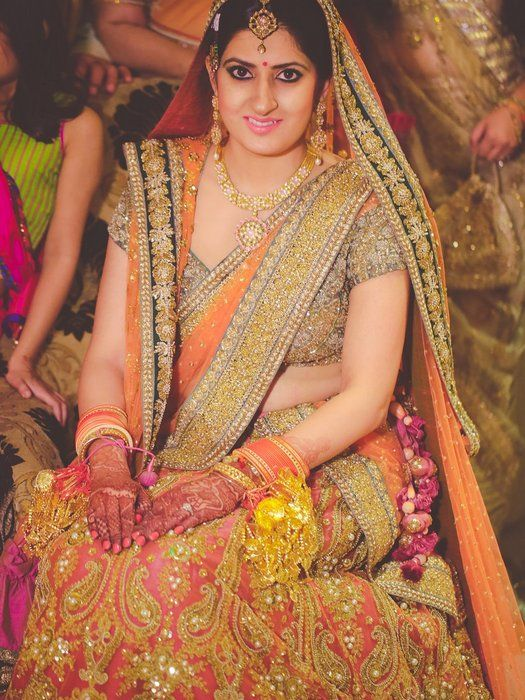 Bridal Lehenga designs | Designer Lehenga & Lehenga Saree Images