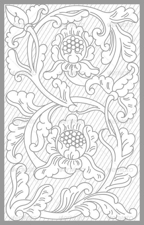 Jogya Floral Set With Images Leather Tooling Patterns