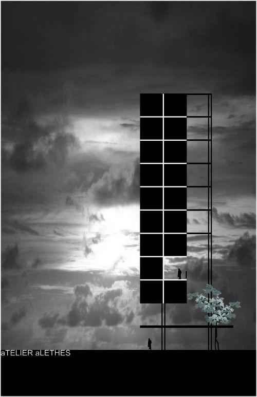 Black Sky | alethes architecture : Kia Moazami