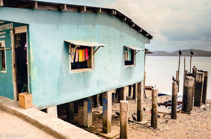 Colors of La Palma. La Palma, Darien Provence, Panama #xplormor #lapalma #dariengap #panama