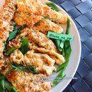 Куриное филе в кунжуте - вкуснейший ПП-ужин!