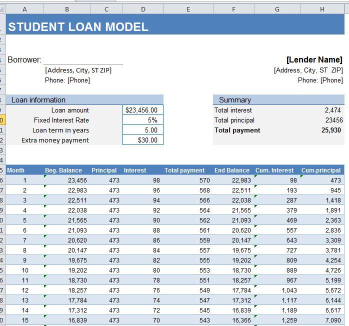Best 25+ Student loan repayment calculator ideas on Pinterest - debt payoff calculator