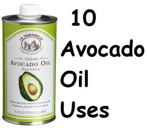 Avocado oil is sooo good for you & has so many uses you probably never imaged. Click through to get healthier, feel better and save with these 10 Avocado oil uses!