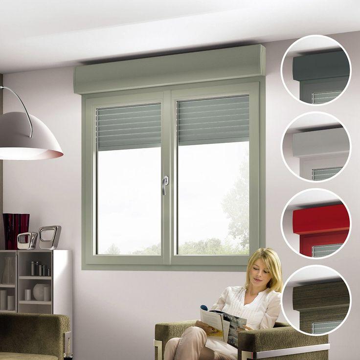 les 25 meilleures id es de la cat gorie coffre volet roulant sur pinterest volet roulant. Black Bedroom Furniture Sets. Home Design Ideas
