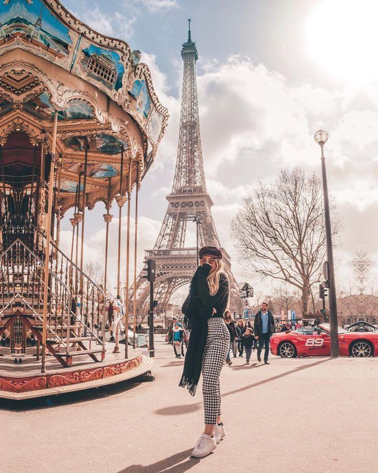 Photo on the amazing tourist spot of Paris, Tower …