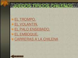 Image result for juegos tipicos de chile