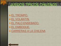 Image result for juegos tipicos de chile