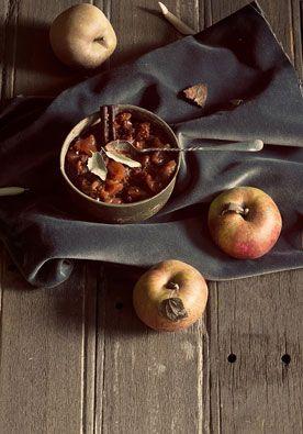 Recept appelchutney DIY | doe het zelf Een Britse klassieker in een nieuw jasje, dat is de smaak van de winter. www.twoonhuis.nl