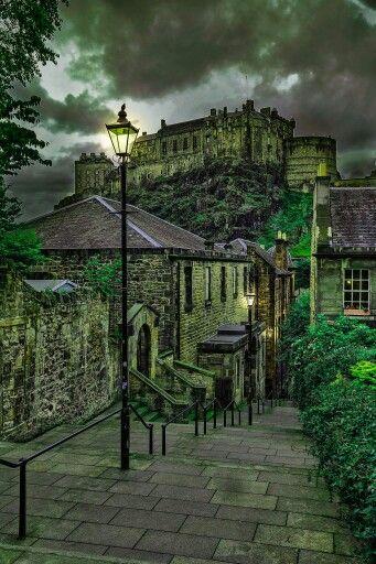 The Vennel , Edinburgh