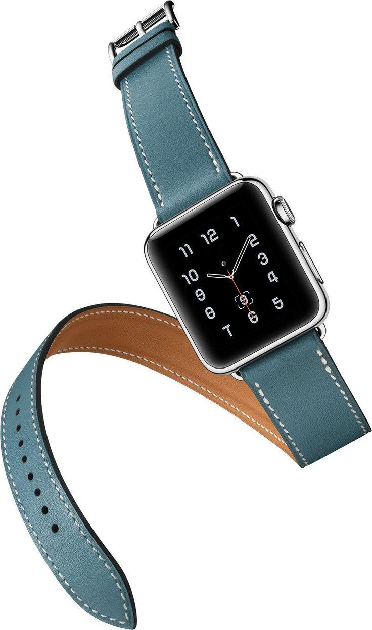 Amazon.com: V-MORO? Apple Watch Band The Extra Long Genuine ...