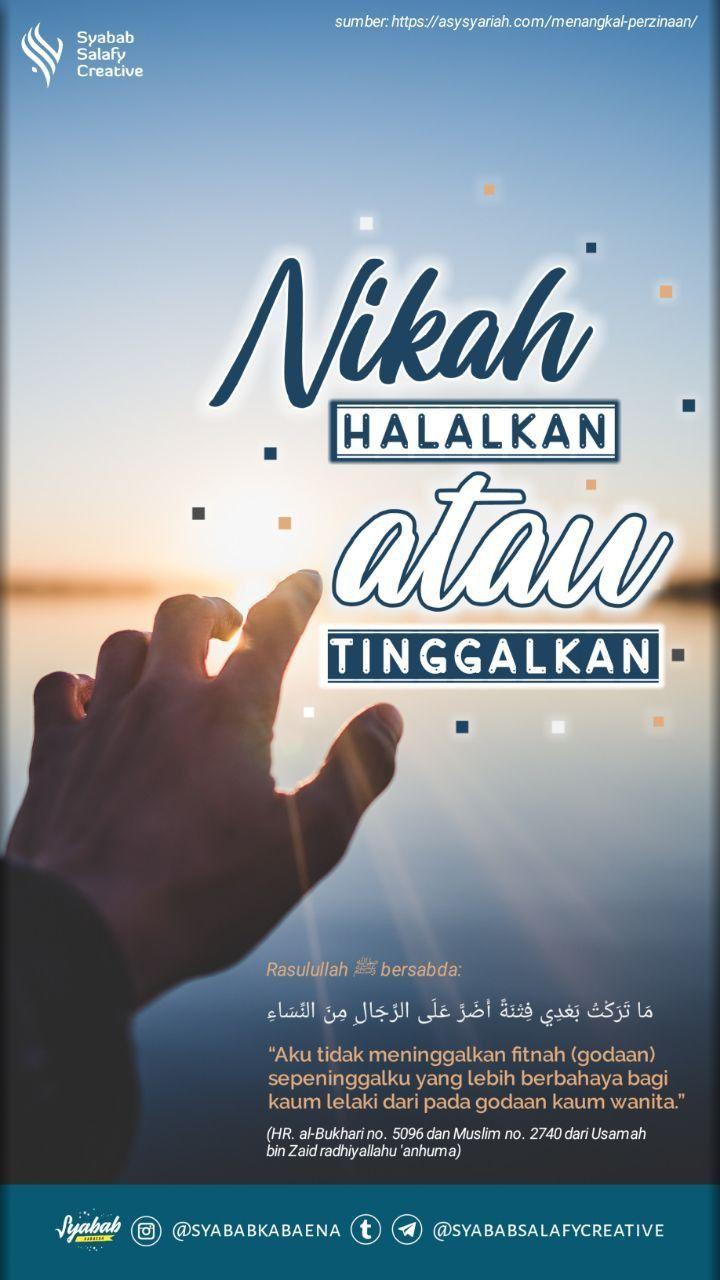 Pin Oleh Cikgu Tuah Di 4 My Soul Motivasi, Islamic Quotes, Kata
