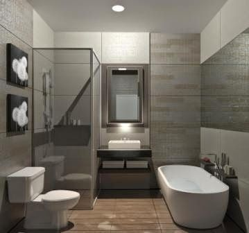 ARADES LIVING - FURNITURE & INTERIOR: Bathroom Sunter