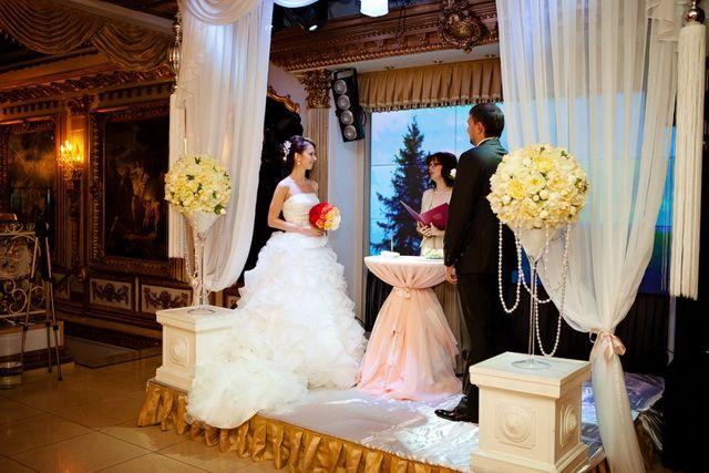 Свадьба в цвете: все оттенки белого