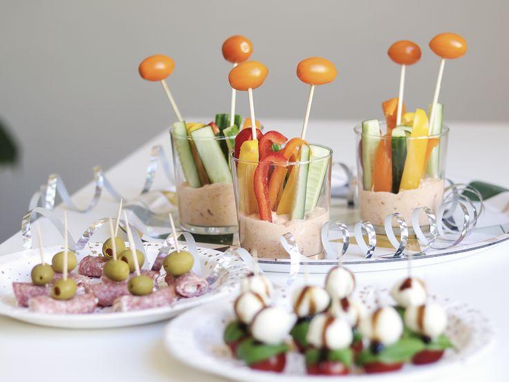 Fingermat til festen – Inspirasjon & Dekor Tips – dekorere online – Lagerhaus