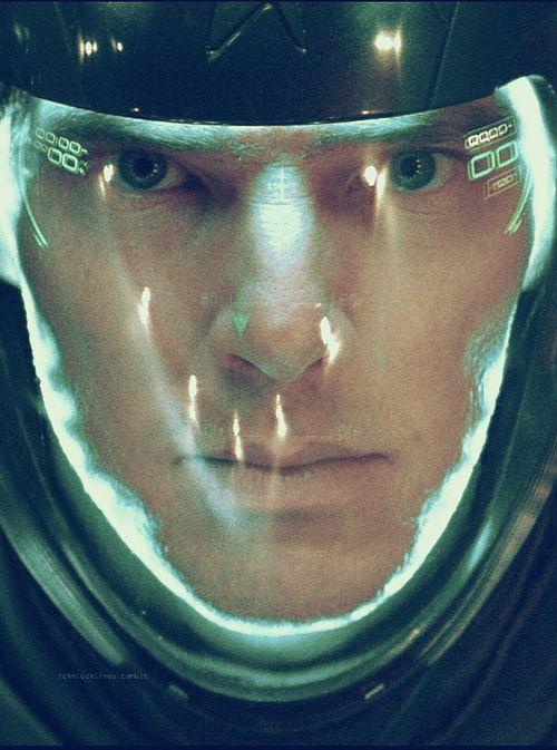 Khan ~ Benedict Cumberbatch