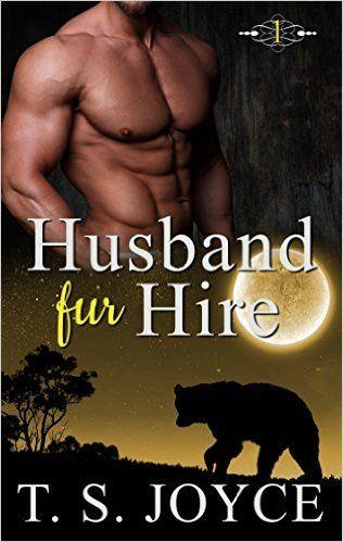 Husband Fur Hire Bears Book 1