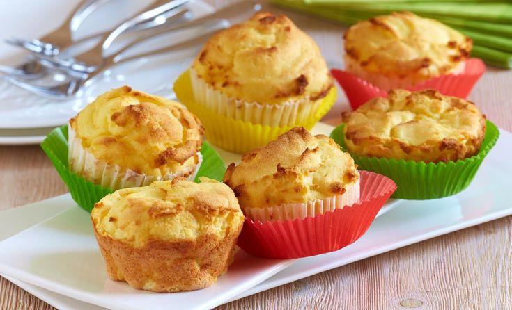 Kartoffelmuffins | Pfanni