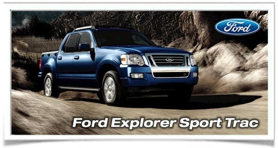2009 Ford Explorer Sport Trac Photos
