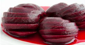 Buraki, aby chronić wątrobę i ciśnienie krwi