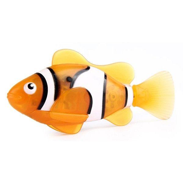MEJORES JUGUETES TECNOLÓGICOS PARA NAVIDAD 2014 / El Blog de Mamá en Pepe Ganga Robo Fish Mascota X1
