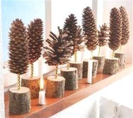 Mit den richtigen DIY Bastelideen können wir die Weihnachtsstimmung in unser He…