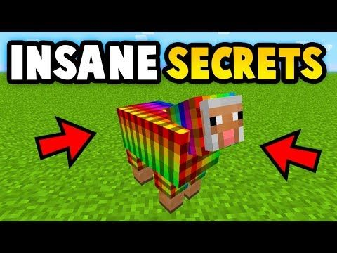 Minecraft 5 SECRET THINGS YOU CAN MAKE (Ps3/Xbox360/PS4/XboxOne/WiiU) - YouTube
